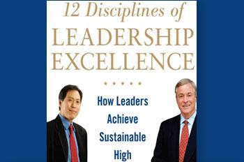 Las 12 disciplinas para la excelencia en el liderazgo