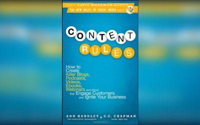 Reglas para generar contenidos
