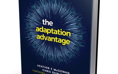La ventaja de la adaptación.